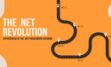.NET Revolution : An Overview of the .Net Framework Versions