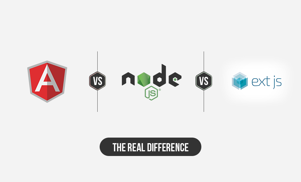 AngularJS vs. NodeJS vs. ExtJS
