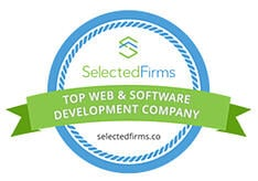 Selected top Web & Software development lFirms