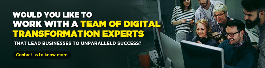 Hire Team of Digital Transformation Experts