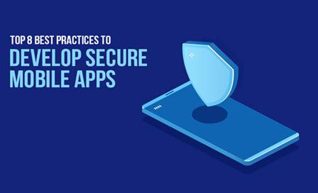 Develop secure mobile apps
