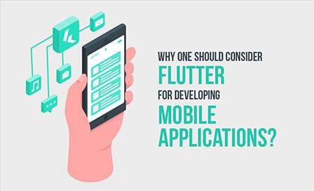 Flutter For Developing Mobile Apps