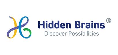 Hidden Brains - Seekvectorlogo