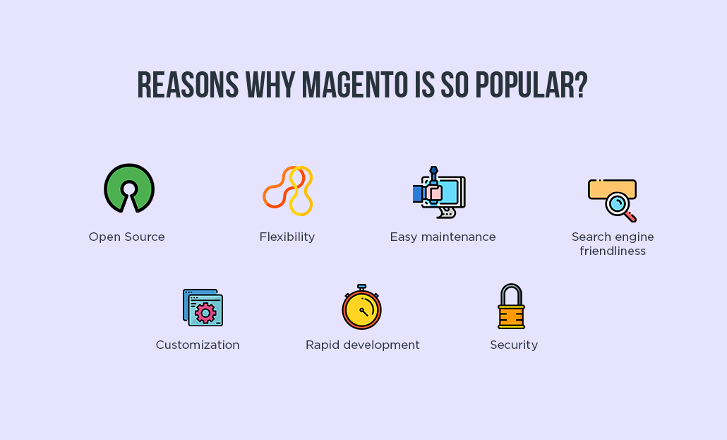 Reasons Why Magento is so popular