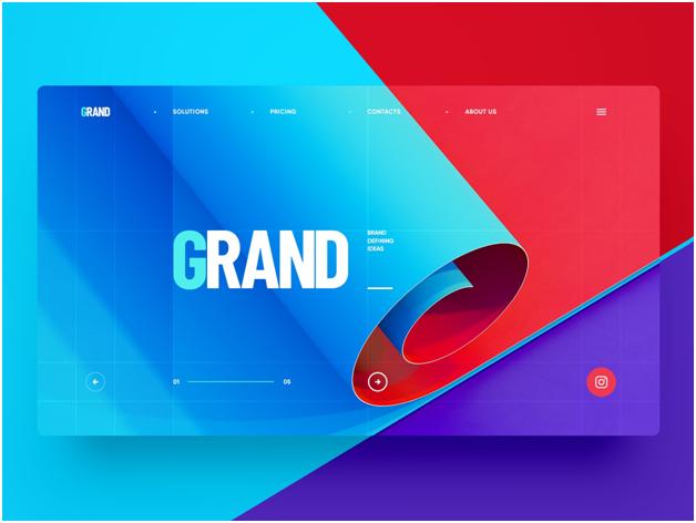 Bold Colors Designs