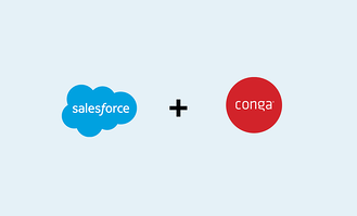 Manage and Update Salesforce Data with Conga Composer