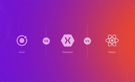 Battle Of The Frameworks: Ionic vs. Xamarin vs. React