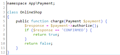 PHPUnit test case_2