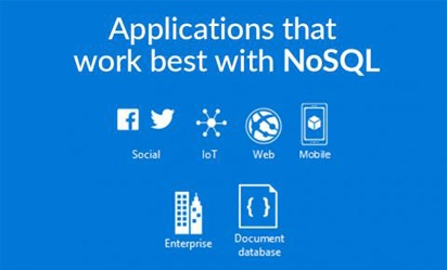 Applications That Work Best With NoSQL Database