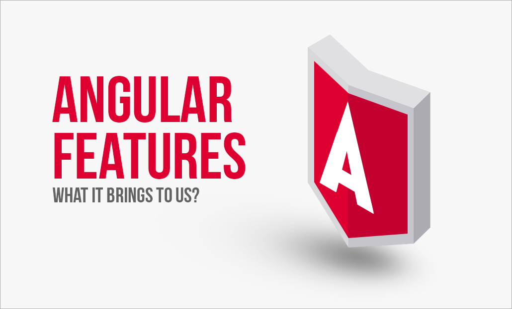 Angular Features: What It Brings to Us?
