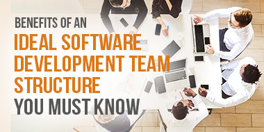 Benefits of an Ideal Software Development Team Structure You Must Know