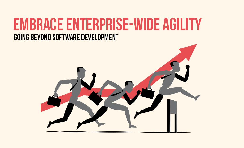 Embrace Enterprise-Wide Agility: Beyond Software Development