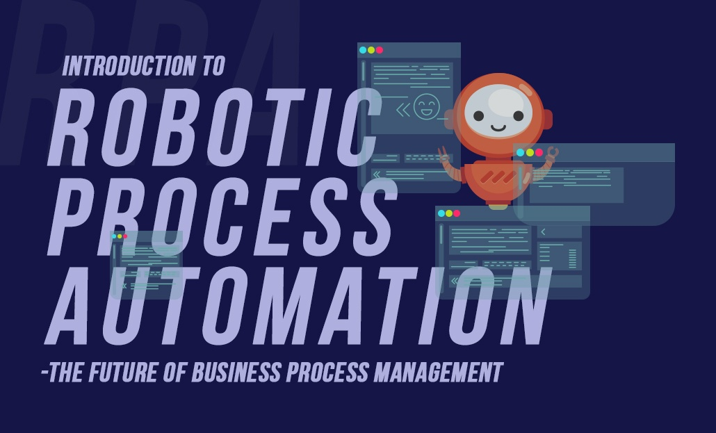 Introduction To Robotic Process Automation (RPA) - The Future Of Business Process Management