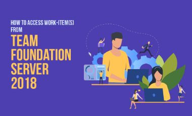 How To Access Work-Item(s) From Team Foundation Server 2018
