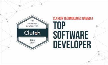 Clarion Technologies Named A Top Software Developer