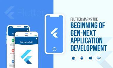 Flutter Marks the Beginning of Gen-Next Application Development