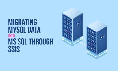 Migrating MySQL Data into MS SQL through SSIS