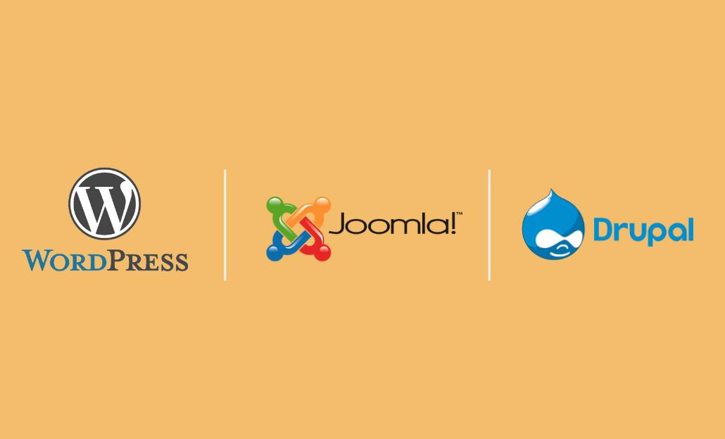 WordPress vs. Joomla vs. Drupal: The Real Difference