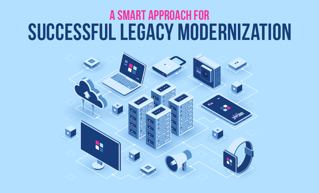 A Smart Approach for Successful Legacy Modernization