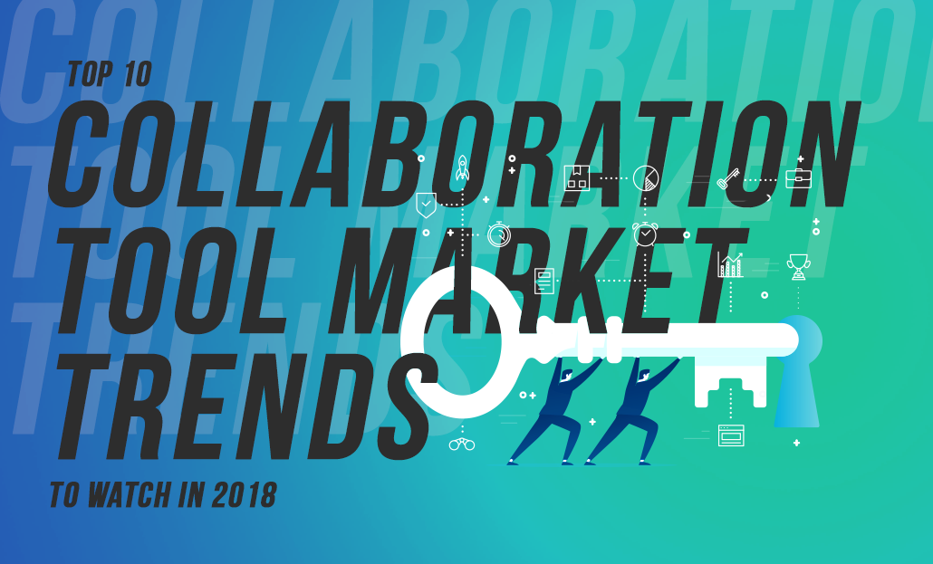 Top 10 Collaboration Tool Market Trends to Watch in 2018