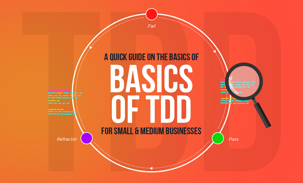 A Quick Guide on the Basics of TDD for Small & Medium Businesses
