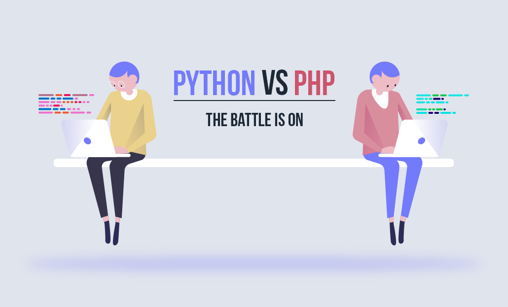 Python vs. PHP: The Battle Is ON