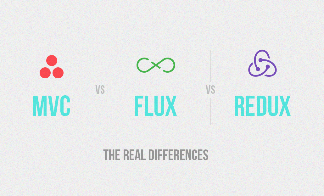 MVC vs Flux vs Redux – The Real Differences