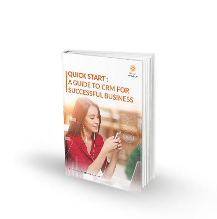 Whitepaper - Quick Start A Guide to CRM for Successful Business