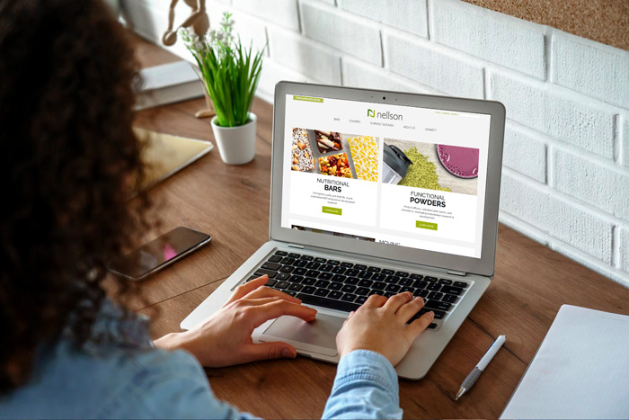 Developed A Feature-Rich Web Application For A Food Industry Company