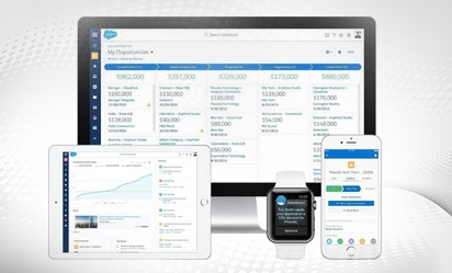 CRAFTING A HASSLE-FREE USER EXPERIENCE FOR A TRADE PROMOTION TOOL WITH SALESFORCE LIGHTNING