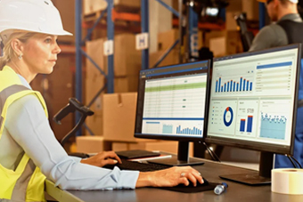 Developed A Software For Inventory Management & Reduced Time To Market