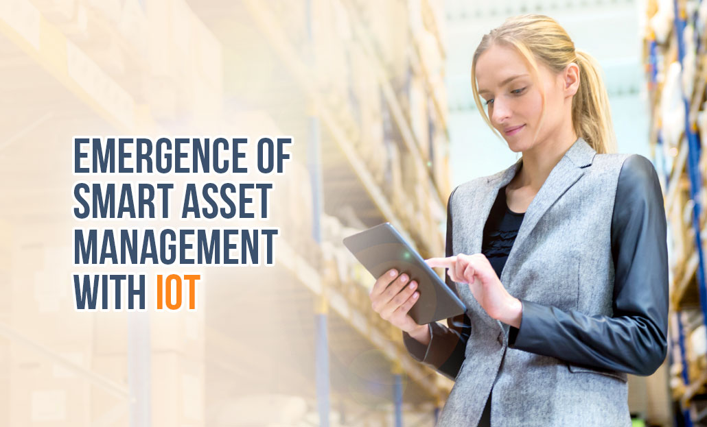 Emergence of Smart Asset Management with IoT