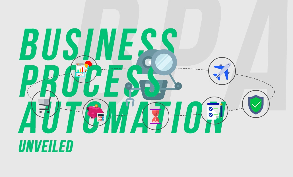 BPA Business Process Automation – Unveiled