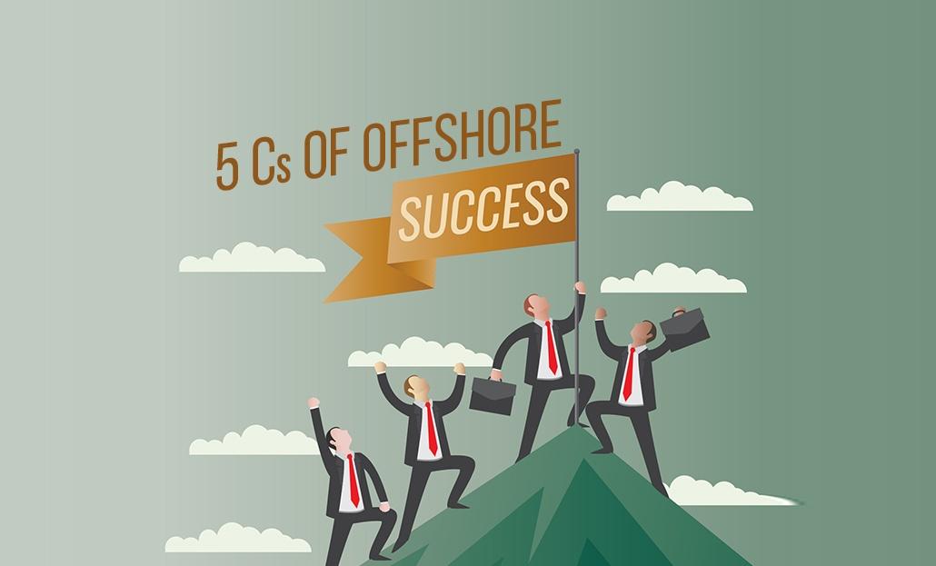 5 Cs of Offshore Success
