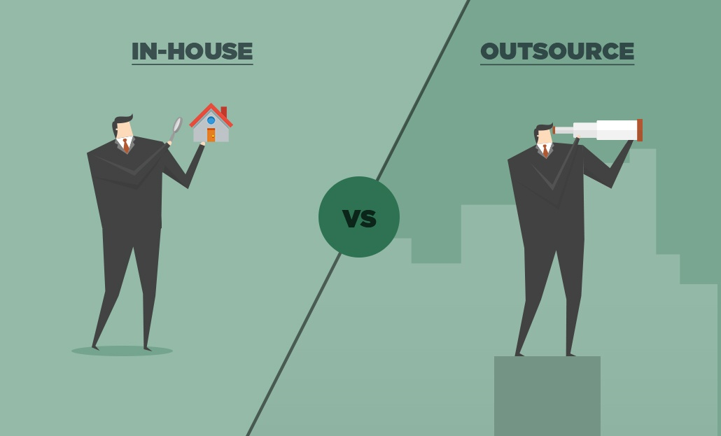 In-house Vs Outsourcing: 5 Critical Factors Every SMB Must Consider