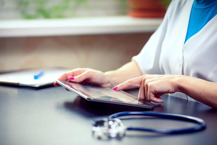 Developed Covid-10 Health App Using Flutter Framework