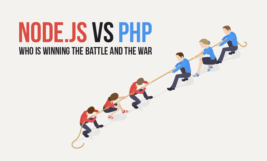 Node.JS vs PHP – Who Is Winning The Battles And The War?