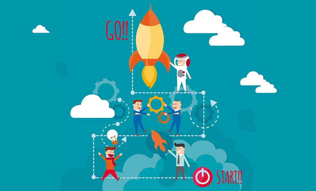 6 key steps for successful project delivery when outsourcing.