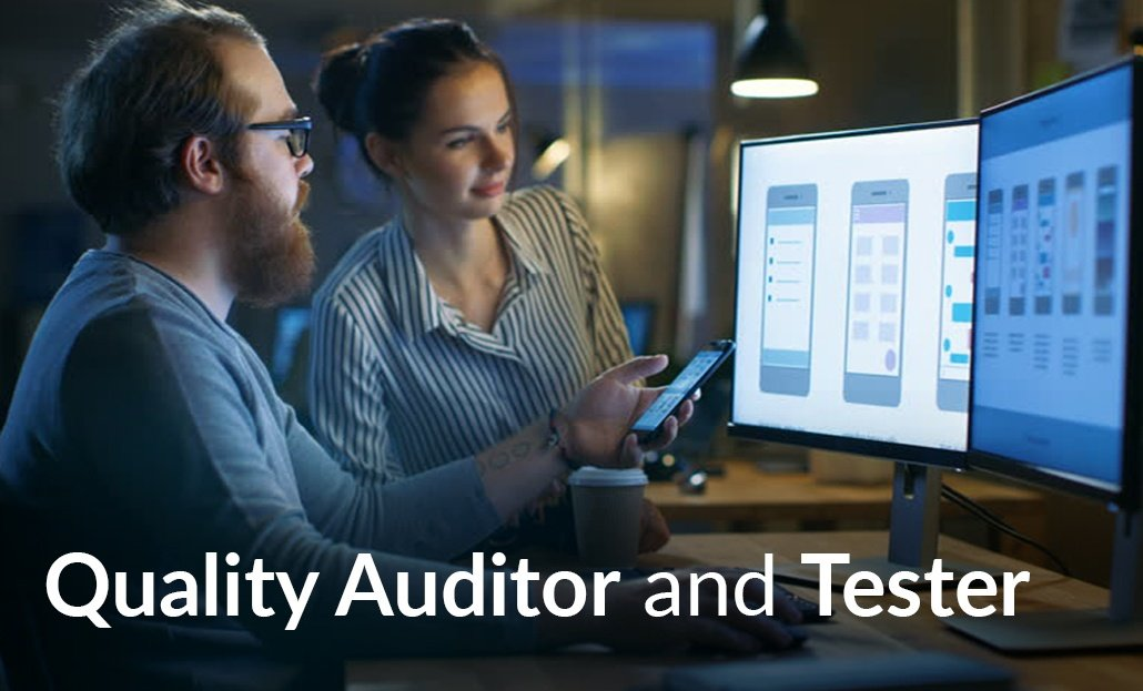 Difference between Quality Auditor and Tester