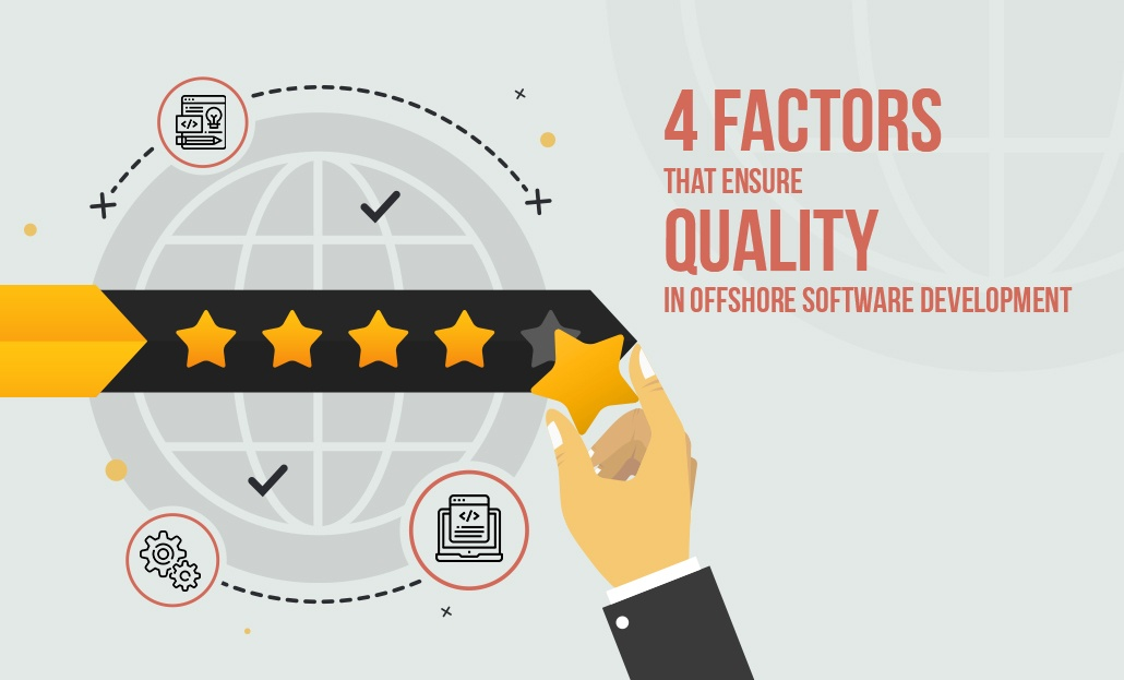 4 Factors That Ensure Quality in Offshore Software Development