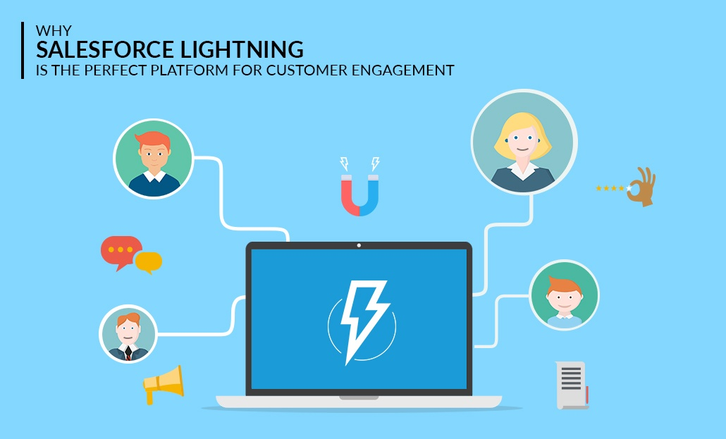 Why Salesforce Lightning is the perfect platform for customer engagement