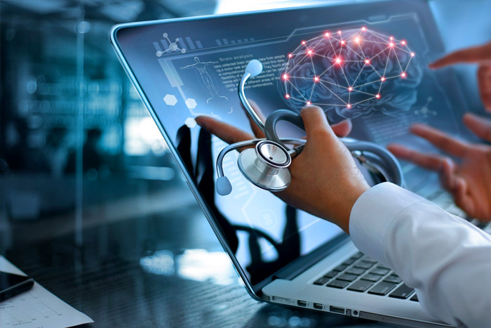 Digitizing The Practice Management Software For A Medical-Industry Company