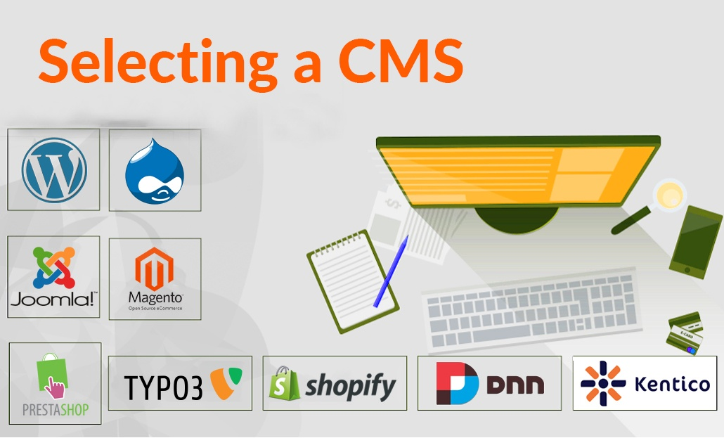 Top 10 points to consider for selecting a CMS