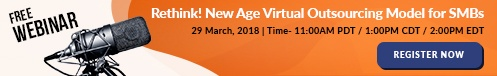 Rethink! New Age Virtual Outsourcing Model For SMBs - Webinar