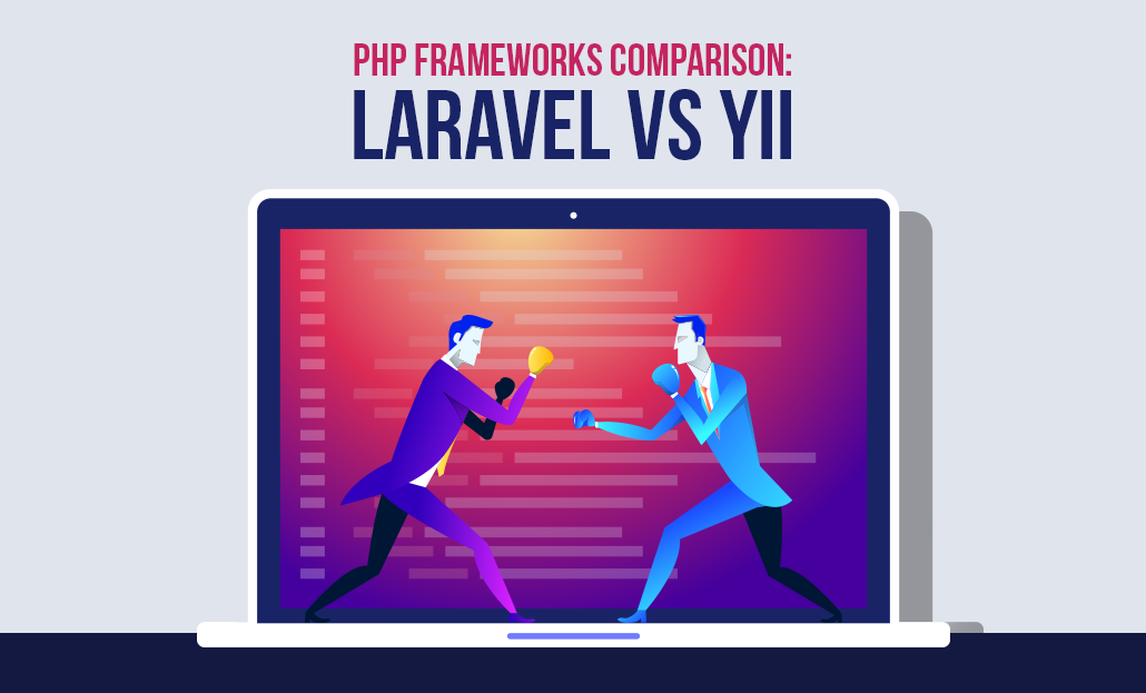 PHP Frameworks Comparison: Laravel vs Yii